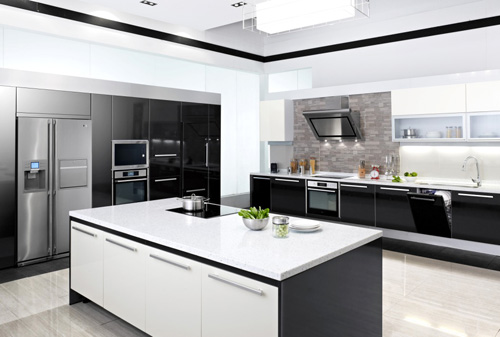 LG Built-in Appliances My Signature Kitchen