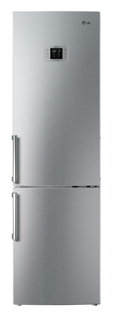 Two-Door Bottom Freezer
